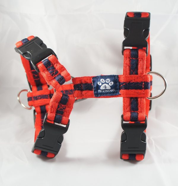 Red Navy Harness